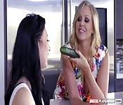 Julia Ann insegna il sesso