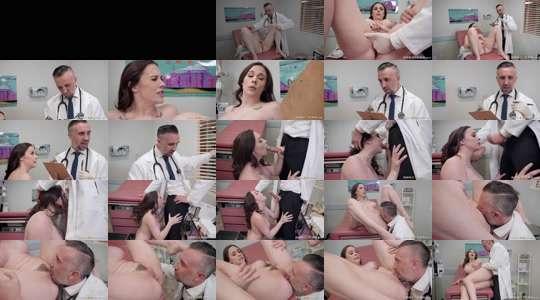 Frauenarzt Fickt Heiße Milf Heutepornocom