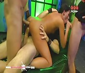 Orgie mit John Thompsons German Goo Girls 3