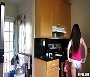 Kochen mit meiner Freundin