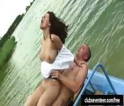 Scopare al lago