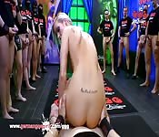 Gang bang de German Goo Series, Partie 4