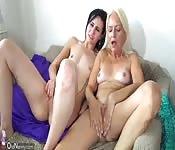 nonna lesbiche pornonudo caldo porno foto