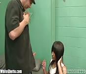 La fille se tape son beau-père