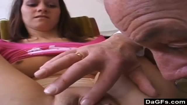 Dirty Old Man Fucks A Teen