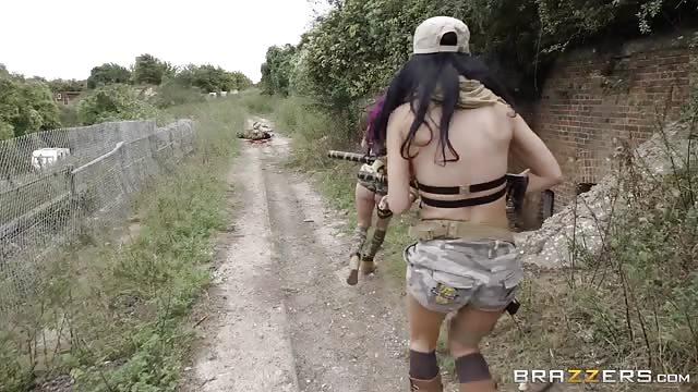 wojskowe filmy porno rury porno Shane Diesel
