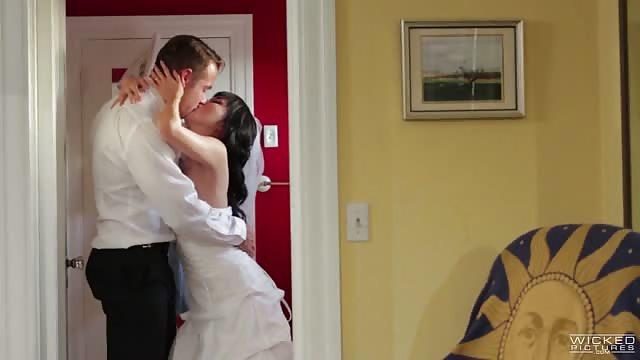 Peliculas porno de lesbianas recien casadas Primer Polvo De Casados Serviporno Com