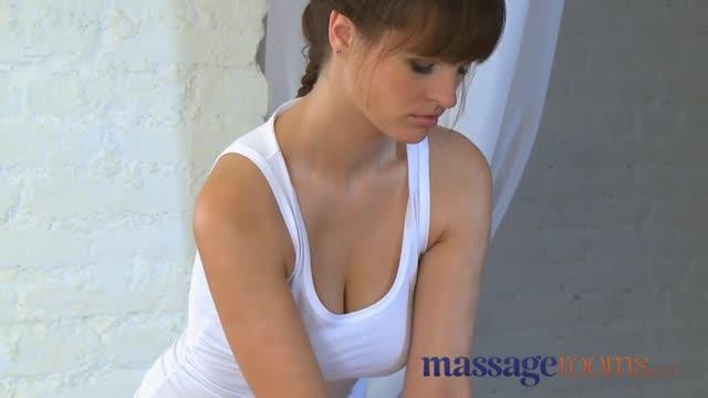 Große Titten Öl Massage Ficken