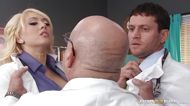 Male doctor female patient sex clip