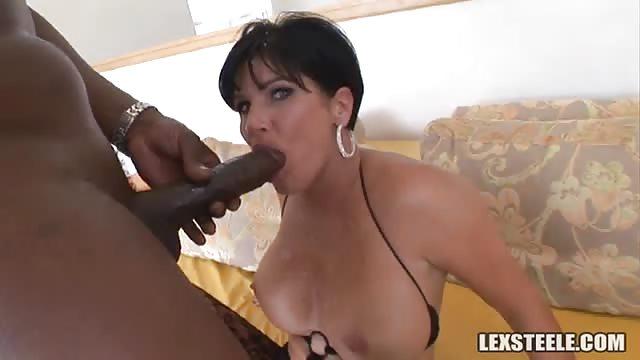 vrouw neuken interracial