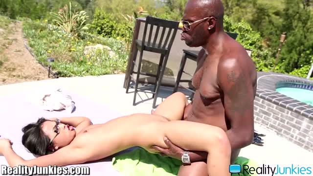 He gives her an anal ride which she had never experienced 8