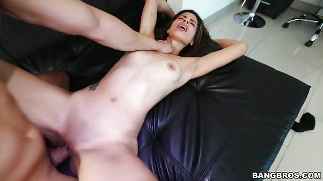 Latina porno castings
