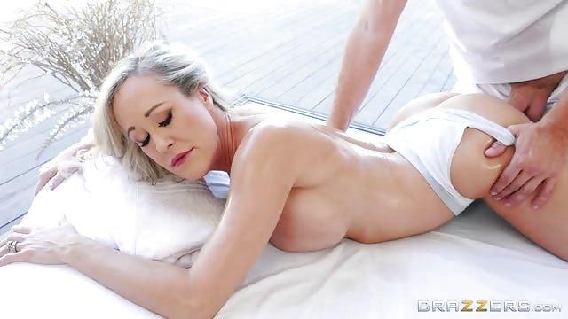 Sex Brazzers masáž