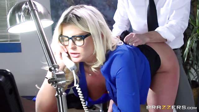 Bureau sexe porno vidéos
