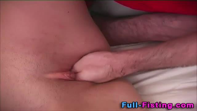 fisting gay coño apretado